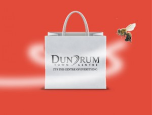 A bit of a buzz about Dundrum Town Centre